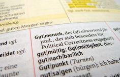 """Sprachkritik: """"Gutmensch"""" ist Unwort des Jahres - SPIEGEL ONLINE - Kultur"""