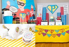 Amazing (and doable) birthday party themes: superheroes, Eloise, surfers, ballerinas, and more