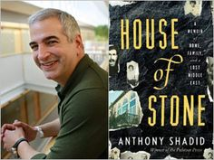 One last book from war correspondent Anthony Shadid, recently died on the Syrian border. This Christian-raised, Lebanese-American boy from Oklahoma City was fascinated with the Middle East, learned fluent Arabic, and became an international war correspondent. A touching memoir about rebuilding a home in Lebanon that once belonged to his great-grandfather. Helps to remind us that even in a war zone, people have families, homes and regular lives.
