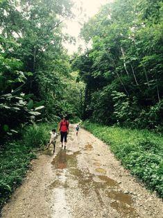 Sailing on Maya - Family hiking in La Lecheria, Golfito. Golf, Maya, Sailing, Country Roads, Candle, Maya Civilization, Turtleneck