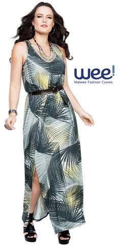 Para deixar um gostinho da nossa coleção lindona de Alto-Verão que está quase chegando! É mais que #plussize, é #fashioncurves! ;) #fashion #curvy