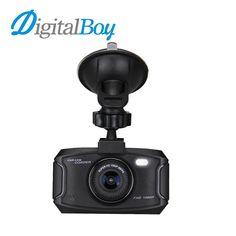 DIGITALBOY Car Dvrs Auto Camera Recorder 1080P Full HD 2.7inch LCD Display Dash Camera Car Camcorder Black Box Dashcam LED Light