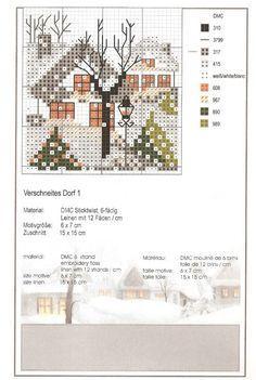snowy village 2