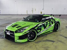 Modified Nissan GT-R R35 1200R 2010 Pictures » Modified Cars