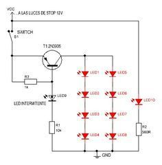 parking sensor circuit electronic circuits and diagram electronics rh pinterest com
