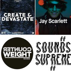 """Check out """"Sounds Supreme X Create & Devastate"""" by Jay Scarlett l Sounds…"""