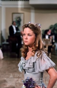 Mary Ingalls (Melissa Sue Anderson).  She is one of the prettiest actresses EVER.