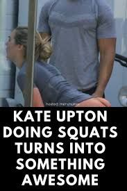 Someone took this photo of Kate Upton working out with her trainer. When internet community got this workout picture, they did something hilarious. Check out different versions of kates work out pictures by reddit community, photoshopbattles
