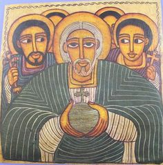 Ethiopian Iconography : A Russian Orthodox Church Website###