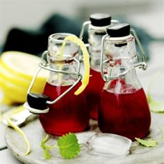 Lemonade with Beetroot - Recipe