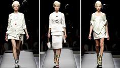 Per le mie care fashioniste non è un mistero la mia passione per Miuccia Prada, per cui nel blog scelgo di presentarvi la mia visione personale di ciò ch