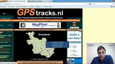 Starten met Garmin BaseCamp - tutorial - 05 - Een tocht downloaden van h...