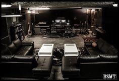 Bsmt studio