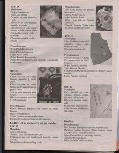 Bordados en Cinta N1 - Beth Muller - Álbumes web de Picasa