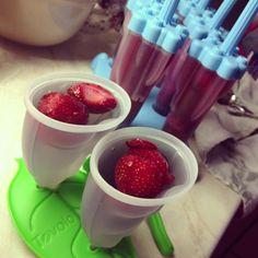 Easy Ice Pops For Kids