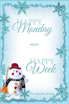 Good morning sister and all, happy Monday and a Lovely week, God bless ☕ Happy Monday Quotes, Good Morning Happy Monday, Monday Morning Quotes, Happy Weekend, Good Morning Winter, Good Morning Christmas, Good Morning Good Night, Xmas, Monday Greetings