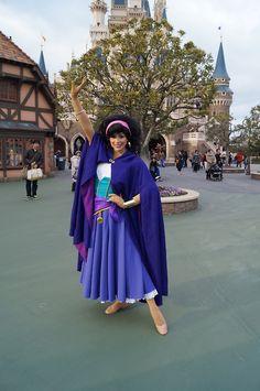 Esmeralda at Tokyo Disneyland, Fantasyland