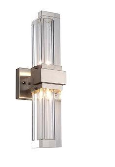 Scheme 2 _ Bathroom Jule, wall lamp Hallway Lighting, Sconce Lighting, Interior Lighting, Lighting Design, Luxury Chandelier, Chandeliers, Luminaire Applique, Restaurant Lighting, Lighting Solutions