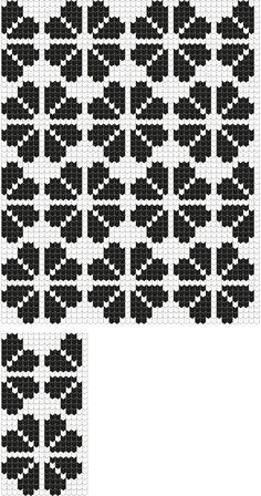 Risultati immagini per geometric filet crochet chart Filet Crochet Charts, Knitting Charts, Knitting Stitches, Knitting Designs, Knitting Patterns, Cross Stitch Designs, Cross Stitch Patterns, Cross Stitch Embroidery, Embroidery Patterns