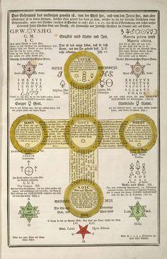 Sacred Geometry: Polygons + Polygrams (Credit: Hermetic Order of the Golden Dawn) Yoga Symbols, Magic Symbols, Occult Symbols, Occult Art, Sacred Geometry Symbols, Esoteric Art, Templer, Demonology, Mystique