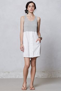 Could try to make. Use a tank top and men's dress shirt. Ansler bubble cover-up Anthropologie
