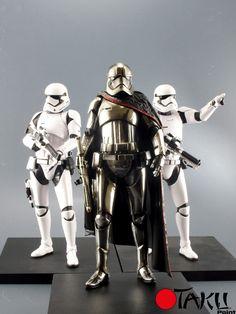 ArtFx + Action Figure - Star Wars - Capitano Phasma Kotobukiya