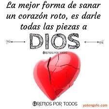 Entregale tu corazón a Jesus!