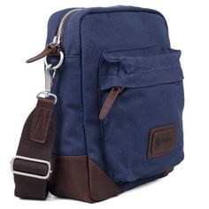 navy cross bags for men