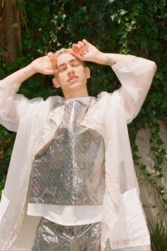 Olly Alexander collaborates with London fashion students | Dazed