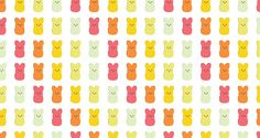 Bunny Peeps | Pattern Download | The Design Inspiration