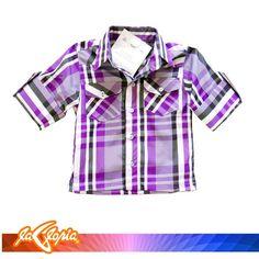 Porque a los #niños también les encanta vestirse y verse bien #Camisas #niños 3er.Piso