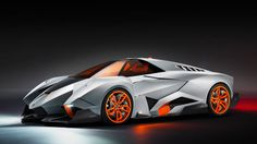 Lamborghini Egoista Concept - Warplane-Inspired Hypercar - Road & Track