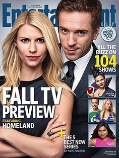 This Week's Cover: 'Homeland' tops our Fall TV Preview