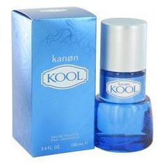 Kanon Kool Eau De Toilette Spray By Kanon - Lucky Fragrance Cologne, Rumble In The Jungle, After Shave, Lotion, Health And Beauty, Perfume Bottles, Cosmetics, Spicy, Notes