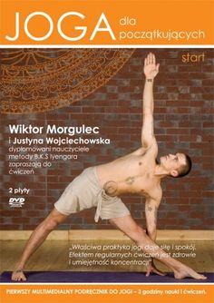 JOGA DVD dla początkujących START - 2 płyty DVD 3h nauki i ćwiczeń !