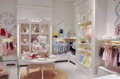 Del Carmen by Sarruc: Como decorar lojas de bebê
