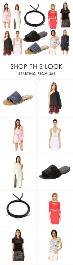 """summer collection"" by monica022 ❤ liked on Polyvore featuring blank canvas, Georgia Alice, Zimmermann, Cushnie Et Ochs, StyleKeepers, Parme Marin, Elizabeth and James, Only Hearts, Splendid and Alexis"
