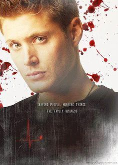 Dean Winchester ~ Supernatural Fan Art