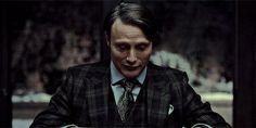 "Mads Mikkelsen. ""Hannibal."""