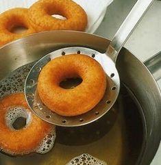 Donut Tarifi ve Yapımı – Donut Nasıl Yapılır?