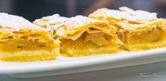Prajituracumeresiscortisoaraesteo prajitura simpla cu mere, delicioasa, care merita incercata! 400gfainaalba 180gmargarina Apple Pie, Deserts, Pastries, Food, Tarts, Essen, Postres, Meals, Dessert