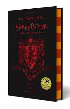 New Harry Potter Edition With Hogwarts Colors #gryffindor