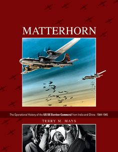 """The book is written almost exclusively from primary source material -- World War II documents, crew member memoirs, and personal interviews. Special sections within the book examine issues related to flying across the """"Hump"""" between India and China; General Curtis LeMay's reorganisation of B-29 operations; and the night fighter defence of the B-29 forward airfields in China. Visit to find out more!"""