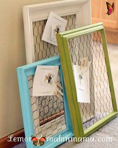 Country Farmhouse Decor, Country Crafts, Vintage Farmhouse, Country Chic, Frame Crafts, Wood Crafts, Diy Crafts, Creative Crafts, Marco Diy