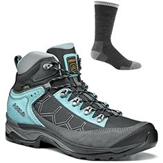 Women's Falcon GV Hiking Boots -- Check this awesome product by going to the link at the image. (This is an affiliate link) #Outdoor