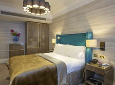 Custom made Hotel Furniture and handcrafted room suites, Built-in or Free-Standing Furniture, Bespoke furniture for hotels and room suites. Boutique Hotels London, Master Bedroom Interior, Bespoke Furniture, Interior Design, Mayfair London, Green Park, Rooms, Bond Street, Buckingham Palace