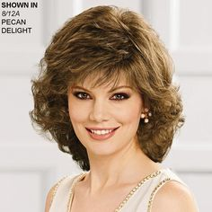 Long Color Me Beautiful WhisperLite® Wig by Paula Young®