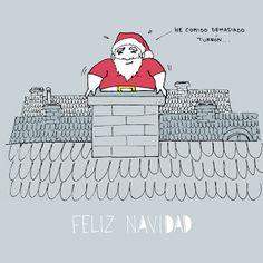 Rastros Ilustrados: ¡FelizNavidad!/Merry Christmas!/Joyeux Noël!/Zalig...