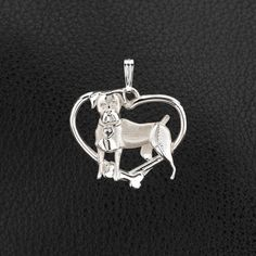 Sterline Silver Boxer Pendant with Chain. 25% off through May 10th.  Apply Coupon MOTHERSDAYOFF25 at register
