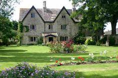 Manor Farmhouse Alderton Wiltshire